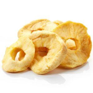 Яблоки сушенные кольцами